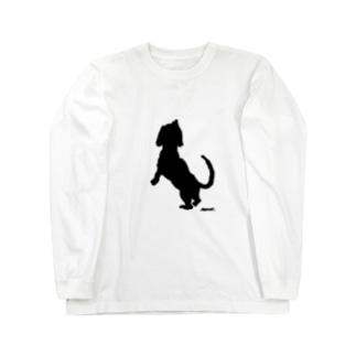 何かな? Long sleeve T-shirts