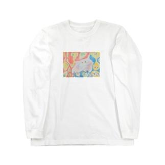 tomodachi Long sleeve T-shirts