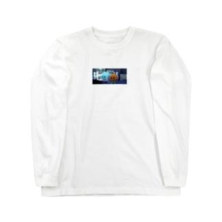 ガムボール Long sleeve T-shirts