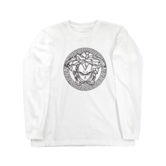ベジサーチ Long sleeve T-shirts