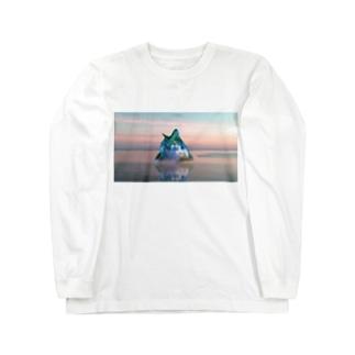 kiokunokaineko Long sleeve T-shirts