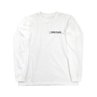 THIRD PLACE Long sleeve T-shirts