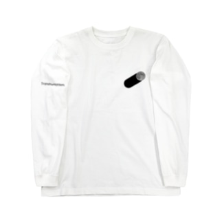 trans humanism Long sleeve T-shirts