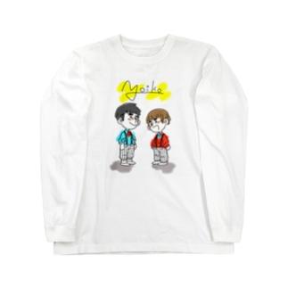 よ15 Long sleeve T-shirts