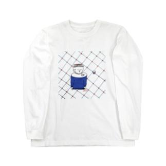 深煎りな男 Long sleeve T-shirts