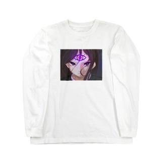 みつめちゃん Long sleeve T-shirts