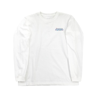誰にでも閃きがある Long sleeve T-shirts