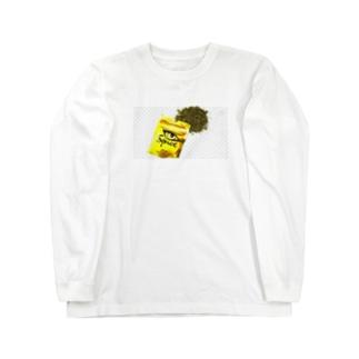 スパゴT Long sleeve T-shirts