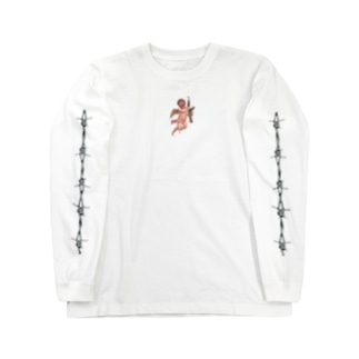 BABY GANG Long sleeve T-shirts