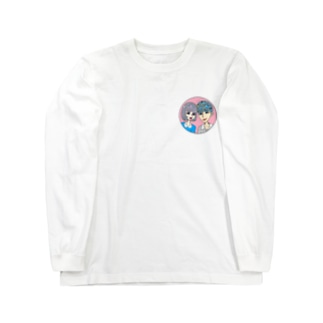 M&R (illustrated by B) Long sleeve T-shirts