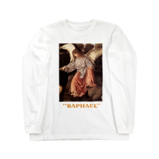 banned ラファエル Long sleeve T-shirts