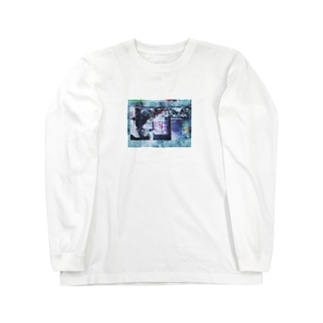 みずいろ Long sleeve T-shirts