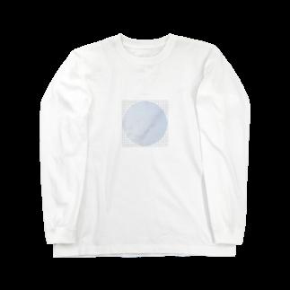 ま ば た きの振動 Long sleeve T-shirts