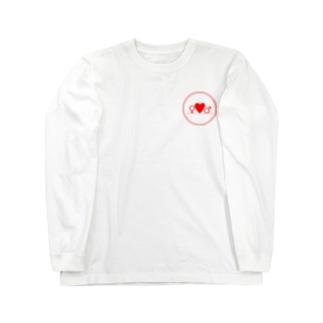 Boy ♡ Girl Long sleeve T-shirts