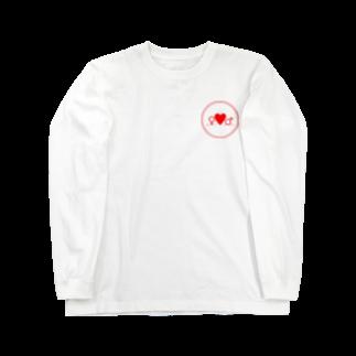 hanage1012のBoy ♡ Girl Long sleeve T-shirts