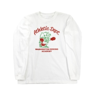 Athletic Dept_GRN Long sleeve T-shirts