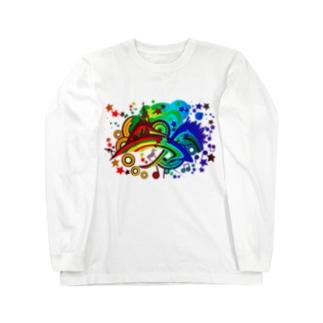 Over_The_Rainbow Long sleeve T-shirts