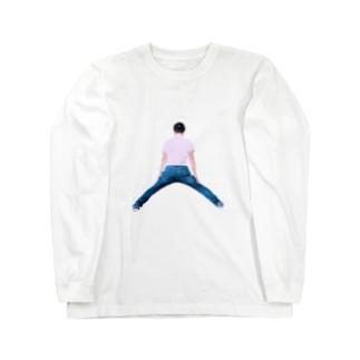 エッフェル塔 Long sleeve T-shirts