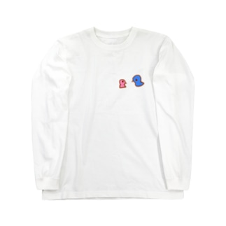 小鳥 Long sleeve T-shirts