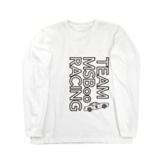 TEAM モタスポ部 RACING Long sleeve T-shirts