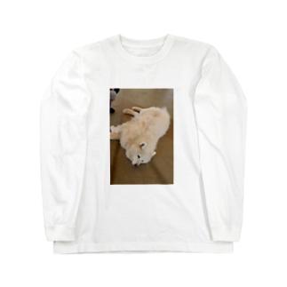 いっぬ Long sleeve T-shirts