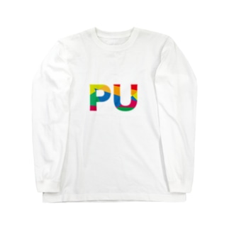 PU Long sleeve T-shirts