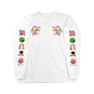 ドラゴンMIX Long sleeve T-shirts