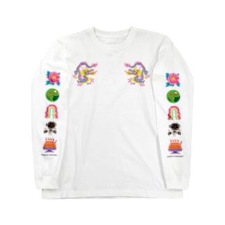 ドラゴンMIX Long sleeve T-shirts