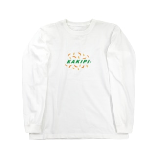 KAKIPI- Green Long sleeve T-shirts