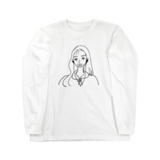Just Listen Long sleeve T-shirts