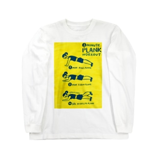 3minutes plunk Long sleeve T-shirts