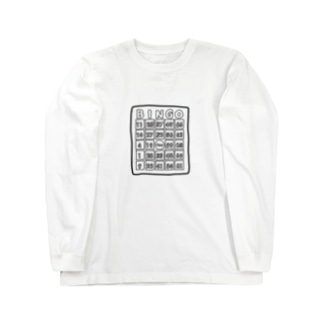 BINGO Long sleeve T-shirts