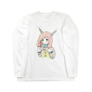 アンテナちゃん♪ Long sleeve T-shirts