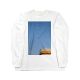 shell and the moon Long sleeve T-shirts