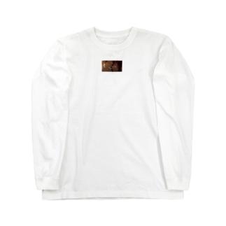 cigar kiss  Long sleeve T-shirts