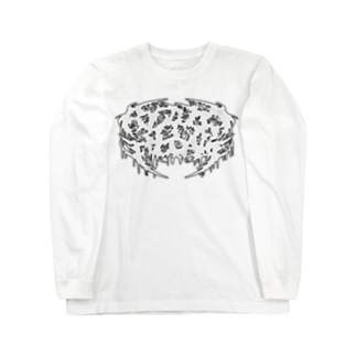 Agony of Tortureロゴ Long sleeve T-shirts