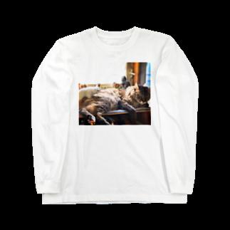 永遠森屋のあずきひめ Long sleeve T-shirts