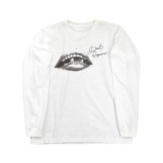 ノーザンeyes Long sleeve T-shirts