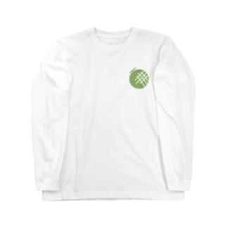 みずみずしいメロン Long sleeve T-shirts