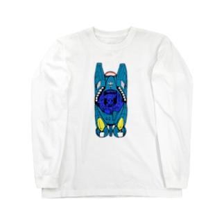 サイバーパンク Long sleeve T-shirts