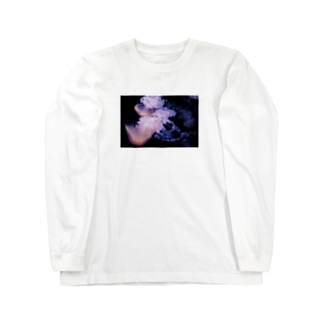 frill Long sleeve T-shirts