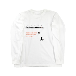 Find Your Angle_Travel Long sleeve T-shirts