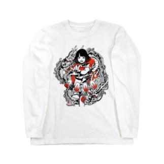 日本国娘2000 Long sleeve T-shirts