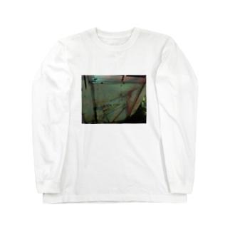 駐輪場 Long sleeve T-shirts