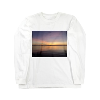 あのサーフ 夕 Long sleeve T-shirts