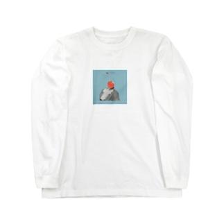 チェリーボーイ Long sleeve T-shirts