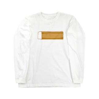 パン増殖中 Long sleeve T-shirts