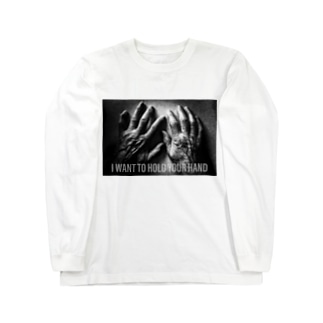 I WANT TO HOLD YOUR HAND Long Sleeve T-Shirt