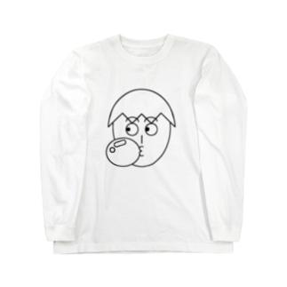 ヒマジン Long sleeve T-shirts
