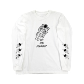 BIG FISH DREAMERS Long sleeve T-shirts